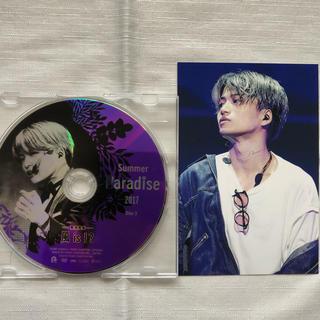 セクシー ゾーン(Sexy Zone)のサマパラ☆2017☆菊池風磨  DVD+ポストカード(アイドルグッズ)