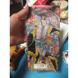 大阪歌舞伎座 ハンカチ(伝統芸能)