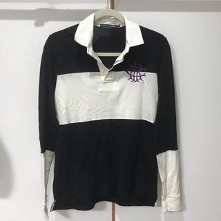 ポロラルフローレン(POLO RALPH LAUREN)のラルフローレン ラガーシャツ レディースXL(ポロシャツ)