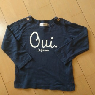 ディーフェセンス(D.fesense)のダッドウェイ  D.fesence 100㎝ 長袖カットソー(Tシャツ/カットソー)