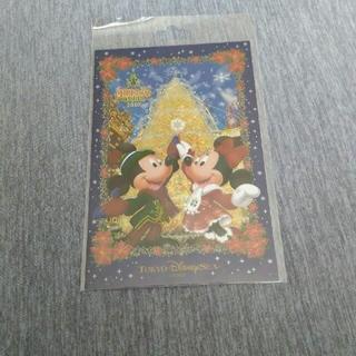 ディズニー(Disney)のディズニーシー 2010年 クリスマス ポストカード(その他)