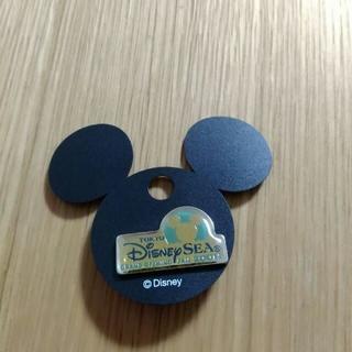 ディズニー(Disney)のディズニーシー 2001年オープン前 ピンバッチ 未使用(その他)