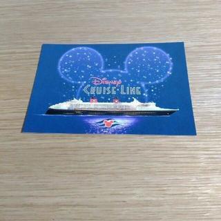 ディズニー(Disney)のディズニー クルーズライン ポストカード(その他)