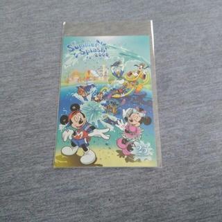 ディズニー(Disney)のディズニーリゾート 2008 サマースプラッシュ ポストカード(その他)