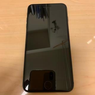 アイフォーン(iPhone)のiPhone8plus 256GB スペースグレイ 本体のみ(スマートフォン本体)