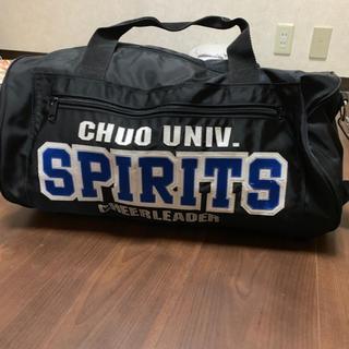 大学  チアリーディング部  チームバッグ チアバック