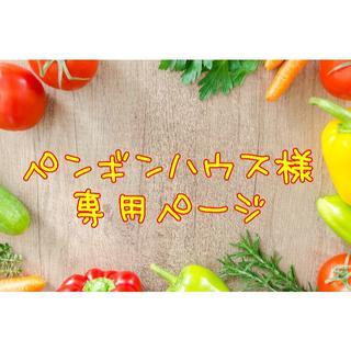 ★ペンギンハウス様専用ページ(野菜)