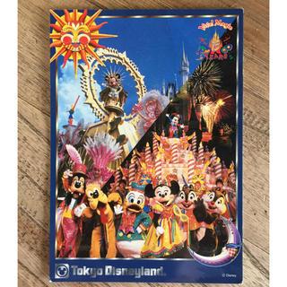 ディズニー(Disney)のディズニーランド15周年ポストカード(その他)