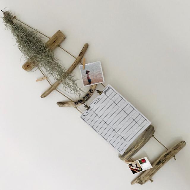 行動予定表˚✧₊ ハンドメイドのインテリア/家具(家具)の商品写真