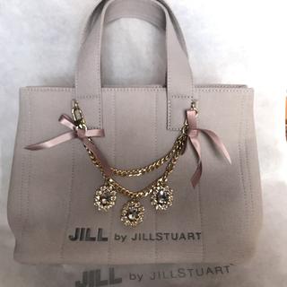 JILL by JILLSTUART - ジルバイジルシュチュアート ジュエルリボントート