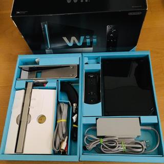 ウィー(Wii)のWii 本体(家庭用ゲーム本体)