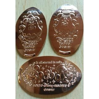 ディズニー(Disney)のディズニー★スーベニアメダル☆ハロウィン&35周年(その他)