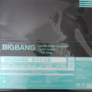 ビッグバン(BIGBANG)のBIGBANG JAPAN DOME TOUR THE FINAL(K-POP/アジア)