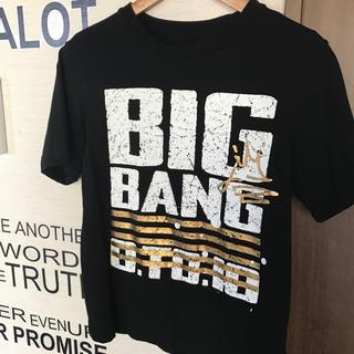 ビッグバン(BIGBANG)のBIGBANG★0.TO.10ツアーTシャツ S(ミュージシャン)
