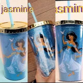 Disney - ディズニー タンブラー アラジン Aladdin ジャスミン jasmine