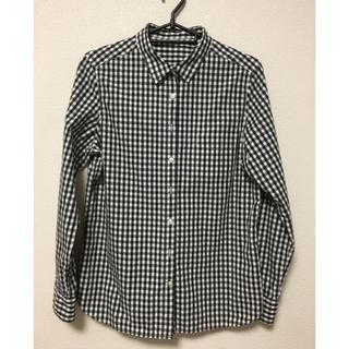 ムジルシリョウヒン(MUJI (無印良品))の洗いざらしチェックシャツ (シャツ/ブラウス(長袖/七分))