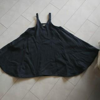 ギンザノサエグサ(SAYEGUSA)のサエグサ7フレアージャンパースカート(スカート)