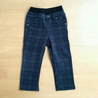 シマムラ(しまむら)のしまむら 裏起毛ズボン(80cm)(パンツ)