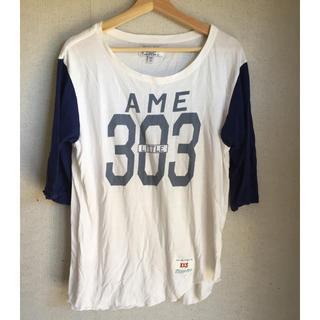 アメリカーナ(AMERICANA)のAMERICANA アメリカーナ カットソー 303(カットソー(長袖/七分))