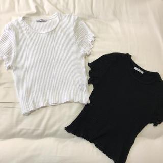 ZARA - ZARA Tシャツ2点セット