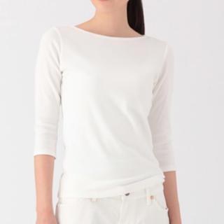 新品 無印良品 オーガニックコットン Tシャツ