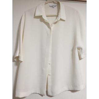ザラ(ZARA)のとろみシャツ  34 アンドアザーストーリーズ(シャツ/ブラウス(半袖/袖なし))