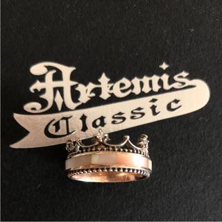 アルテミスクラシック(Artemis Classic)のアルテミスクラシック クラウンリング10号(リング(指輪))