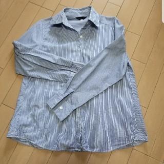ザラ(ZARA)のストライプシャツ(シャツ/ブラウス(長袖/七分))