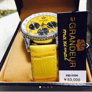 グランドール(GRANDEUR)の新品★GRANDEUR時計(腕時計(アナログ))