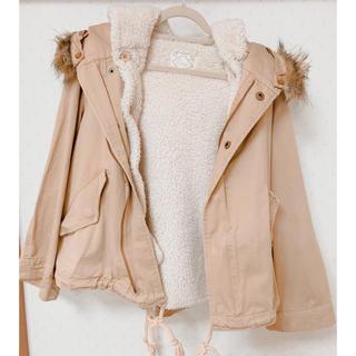 クリスプ(Crisp)のジャケット(ミリタリージャケット)