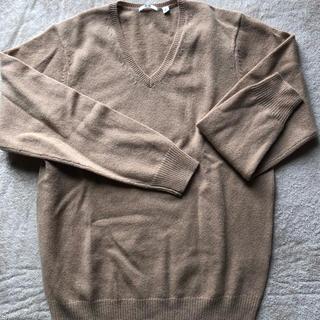 ユニクロ(UNIQLO)のユニクロ ウールメンズセーター(ニット/セーター)