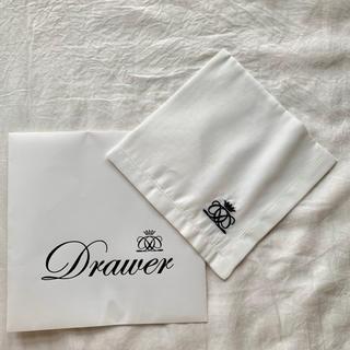 ドゥロワー(Drawer)のKawauso様専用☆Drawer☆非売品 ノベルティ ハンカチ(ハンカチ)