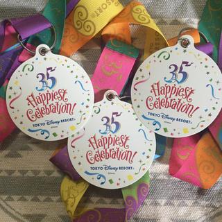 Disney - 35周年 サプライズメダル