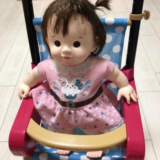 おしゃべり ぽぽちゃん ベビーカー 纏めて(知育玩具)