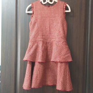 ギンザノサエグサ(SAYEGUSA)のサエグサ、120センチ、ジャンパースカート(スカート)