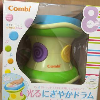 コンビ(combi)のコンビ ドラム おもちゃ (知育玩具)