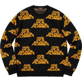 シュプリーム(Supreme)のsupreme undercover public enemy sweater(ニット/セーター)