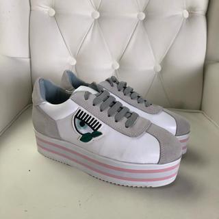 キアラフェラーニ(Chiara Ferragni)のキアラフェラーニ スニーカー 靴(スニーカー)