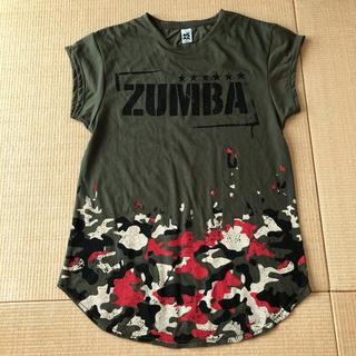 ズンバ(Zumba)のズンバ Tシャツ/身幅49cm   (ダンス/バレエ)