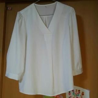 しまむら - 白シャツ 未使用