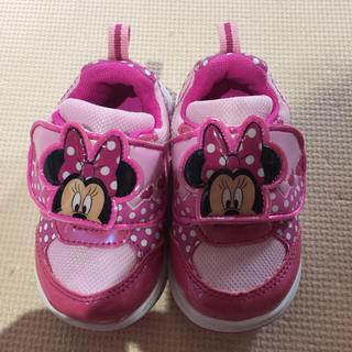 ディズニー(Disney)の最終お値下げミニー靴(スニーカー)
