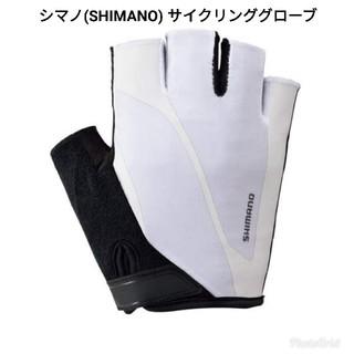 シマノ(SHIMANO)の【新品】シマノ(SHIMANO) サイクリンググローブ サイズM(ウエア)