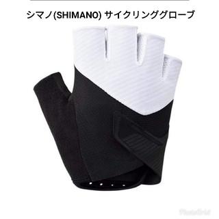 シマノ(SHIMANO)の新品 シマノ(SHIMANO) Escape サイクリンググローブ サイズL(ウエア)