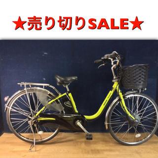 Panasonic - ☆電動自転車☆パナソニック ViVi charge D ☆26インチ☆回生充電☆