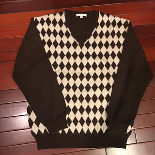 メンズカシミヤセーター(ニット/セーター)