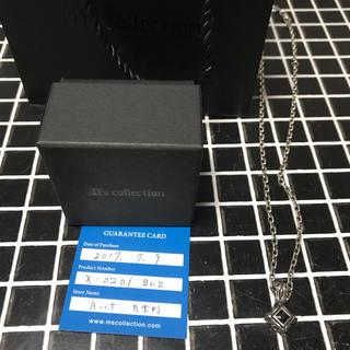 エムズコレクション(M's collection)の【⚠️お買い得⚠️】m's collection ネックレス(ネックレス)