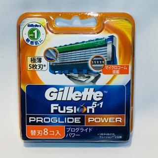 ピーアンドジー(P&G)のジレット プログライドパワー 替刃8B(メンズシェーバー)