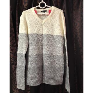 ニットセーター 未使用(ニット/セーター)