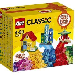 LEGO クラシックアイデアパーツ セット レゴブロック (知育玩具)