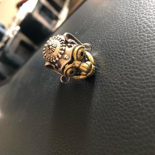 ソカロ(ZOCALO)の定価37000円 zocalo チベタンモンキースカルリング(リング(指輪))